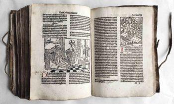 Ludolphus de Saxonia Vita Christi niederländisch Antwerpen 1503 Holzschnitt Postinkunabel