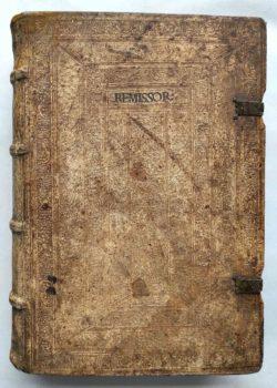 Eike von Repgow Sachsenspiegel Lehensrecht Postinkunabel 1508 Einband