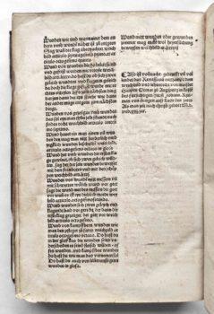 Eike von Repgow Sachsenspiegel Lehensrecht Postinkunabel 1508 Kolophon