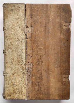 Petrus Comestor Historia Scholastica Strassburg 1503 Einband