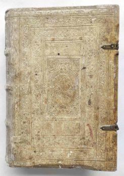 Geistliches Leben Klosterleben Mittelalter Laurentius Justinianus Bonaventura Postinkunabel Einband