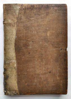 Johannes Aventinus Grammatik Schulbuch Postinkunabel Einband