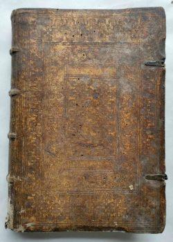 Lorenz Fries Spiegel der Arznei Medizin Anatomie Heilkunde Mittelalter Einband