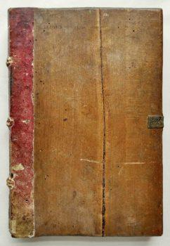 Marcus von Lindau Zehn Gebote Mittelalter Inkunabel deutsch Georg von Breidenbach Einband