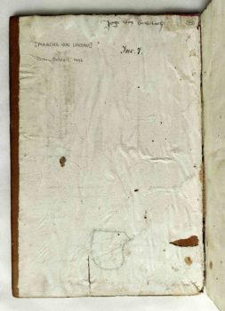 Marcus von Lindau Mittelalter Zehn Gebote Inkunabel deutsch Georg von Breidenbach Besitzeintrag